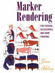 Marker Rendering for Fashion, Accessories, and Interior Design Excellent Marketplace listings for  Marker Rendering for Fashion, Accessories, and Interior Design  by Bina Abling starting as low as $3.17!
