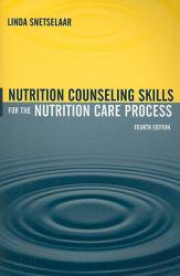 Nutrition Counseling Skills for the Nutrition Care Process Excellent Marketplace listings for  Nutrition Counseling Skills for the Nutrition Care Process  by Linda Snetselaar starting as low as $15.30!