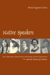 Native Speakers Excellent Marketplace listings for  Native Speakers  by MarA­a Eugenia Cotera starting as low as $25.95!