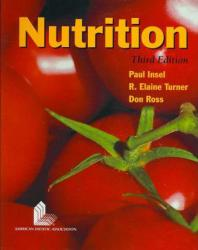 Nutrition Excellent Marketplace listings for  Nutrition  by Paul M. Insel starting as low as $12.43!
