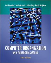 Computer Organization A digital copy of  Computer Organization  by Carl Hamacher. Download is immediately available upon purchase!