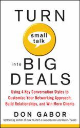 Turn Small Talk Into Big Deals Excellent Marketplace listings for  Turn Small Talk Into Big Deals  by Gabor starting as low as $1.99!