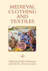 Medieval Clothing and Textiles 4 Excellent Marketplace listings for  Medieval Clothing and Textiles 4  by Netherton starting as low as $47.06!