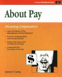 About Pay Excellent Marketplace listings for  About Pay  by Carey starting as low as $1.99!