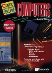 Careers Without College: Computers Excellent Marketplace listings for  Careers Without College: Computers  by Peterson's starting as low as $8.66!