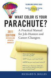What Color Is Your Parachute?-2011 Excellent Marketplace listings for  What Color Is Your Parachute?-2011  by Richard Nelson Bolles starting as low as $1.99!