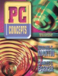 PC Concepts Excellent Marketplace listings for  PC Concepts  by Edward G. Martin and Charles S. Parker starting as low as $1.99!