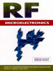RF Electronics Excellent Marketplace listings for  RF Electronics  by Behzad Razavi starting as low as $5.46!