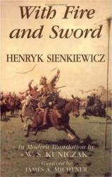 With Fire and Sword Excellent Marketplace listings for  With Fire and Sword  by Sienkiewicz starting as low as $24.99!