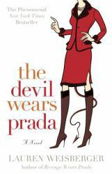 Devil Wears Prada A hand-inspected Used copy of  Devil Wears Prada  by Lauren Weisberger. Ships directly from Textbooks.com