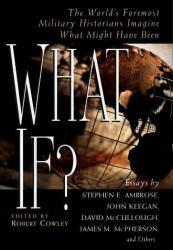 What if? Excellent Marketplace listings for  What if?  by Robert  Ed. Cowley starting as low as $1.99!