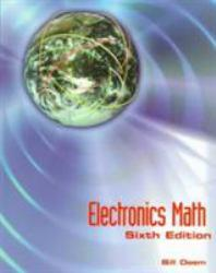 Electronics Math Excellent Marketplace listings for  Electronics Math  by Bill R. Deem starting as low as $1.99!