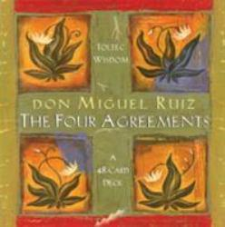 Four Agreements Cards >NEW ONLY< Excellent Marketplace listings for  Four Agreements Cards >NEW ONLY<  by Ruiz starting as low as $10.48!