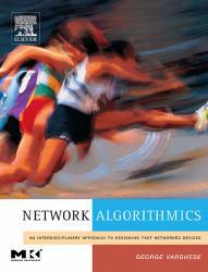 Network Algorithmics A digital copy of  Network Algorithmics  by Varghes. Download is immediately available upon purchase!