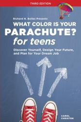 What Color Is Your Parachute? for Teens Excellent Marketplace listings for  What Color Is Your Parachute? for Teens  by Carol Christen starting as low as $1.99!