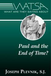 What Are They Saying about Paul and the End Time? Excellent Marketplace listings for  What Are They Saying about Paul and the End Time?  by Joseph Plevnik starting as low as $8.43!