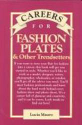 Careers for Fashion Plates & Other Trendsetters Excellent Marketplace listings for  Careers for Fashion Plates & Other Trendsetters  by Lucia Mauro starting as low as $10.00!