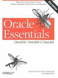 Oracle Essentials : Oracle9i, Oracle8i and Oracle8 Excellent Marketplace listings for  Oracle Essentials : Oracle9i, Oracle8i and Oracle8  by Rick Greenwald, Robert Stackowiak and Jonathan Stern starting as low as $1.99!