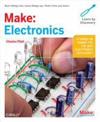 Make: Electronics A digital copy of  Make: Electronics  by Platt. Download is immediately available upon purchase!