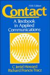 Contact Excellent Marketplace listings for  Contact  by C. Jeriel Howard and Richard F. Tracz starting as low as $1.99!