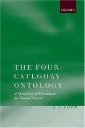 Four-Category Ontology Excellent Marketplace listings for  Four-Category Ontology  by Lowe starting as low as $47.01!