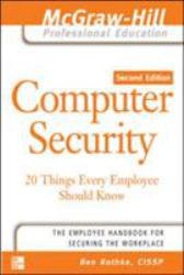 Computer Security Excellent Marketplace listings for  Computer Security  by Rothke starting as low as $1.99!