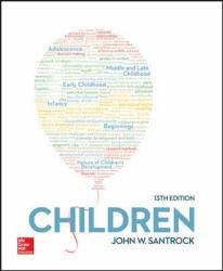 Children A digital copy of  Children  by John Santrock. Download is immediately available upon purchase!