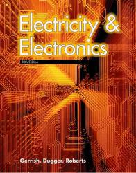 Electricity and Electronics Excellent Marketplace listings for  Electricity and Electronics  by Gerrish, Dugger and Roberts starting as low as $60.00!