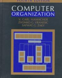 Computer Organization Excellent Marketplace listings for  Computer Organization  by V. Carl Hamacher starting as low as $1.99!