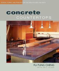 Concrete Countertops Excellent Marketplace listings for  Concrete Countertops  by Fu-Tung Cheng and Eric Olsen starting as low as $1.99!
