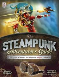 STEAMPUNK ADVENTURER'S GUIDE: CONTRAPTIONS, CREATIONS, AND CURIOSITIES A digital copy of  STEAMPUNK ADVENTURER'S GUIDE: CONTRAPTIONS, CREATIONS, AND CURIOSITIES  by Willeford. Download is immediately available upon purchase!