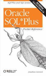 Oracle SQL Plus : Pocket Reference Excellent Marketplace listings for  Oracle SQL Plus : Pocket Reference  by Jonathan Gennick starting as low as $1.99!