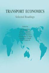 Transport Economics : Selected Readings - OUM Publishing Staff