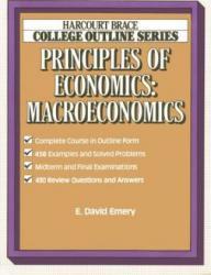 Principles of Economics : Macroeconomics - David E. Emery