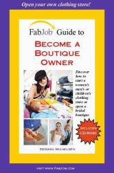 Become a Boutique Owner (With CDROM) Excellent Marketplace listings for  Become a Boutique Owner (With CDROM)  by Debb Mikaelsen starting as low as $1.99!