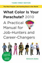 What Color Is Your Parachute?-2010 Excellent Marketplace listings for  What Color Is Your Parachute?-2010  by Richard Nelson Bolles starting as low as $1.99!