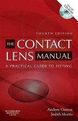 Contact Lens Manual Excellent Marketplace listings for  Contact Lens Manual  by Andrew Gasson starting as low as $64.10!
