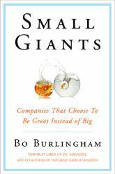 Small Giants Excellent Marketplace listings for  Small Giants  by Burlingham starting as low as $1.99!