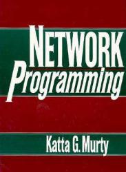 Network Programming Excellent Marketplace listings for  Network Programming  by Katta Murty starting as low as $66.51!
