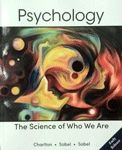 9781680363944 - Charlton: Psychology: Science  of Who We Are (Early Release) - Buch