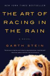 Art of Racing in the Rain A hand-inspected Used copy of  Art of Racing in the Rain  by Garth Stein. Ships directly from Textbooks.com