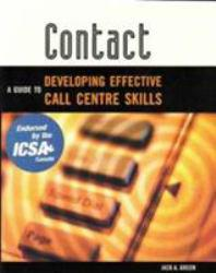 Contact Excellent Marketplace listings for  Contact  by Jack A. Green starting as low as $13.49!
