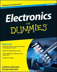 Electronics for Dummies Excellent Marketplace listings for  Electronics for Dummies  by Mccomb starting as low as $1.99!