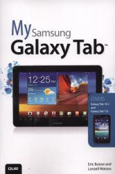 My Samsung Galaxy Tab A digital copy of  My Samsung Galaxy Tab  by Eric Butow. Download is immediately available upon purchase!