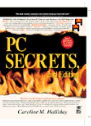 PC Secrets Excellent Marketplace listings for  PC Secrets  by Halliday starting as low as $1.99!