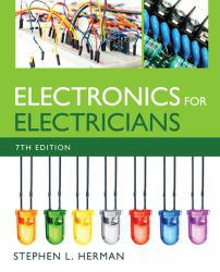 Electronics for Electricians A New copy of  Electronics for Electricians  by Herman. Ships directly from Textbooks.com