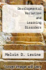 cover of Developmental Variation and Learning Disorders (1st edition)