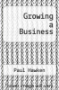 cover of Growing a Business