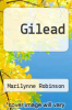 cover of Gilead (2nd edition)