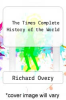 cover of The Times Complete History of the World (9th edition)